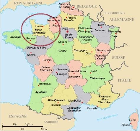 Basse Normandie Connaissances Dk