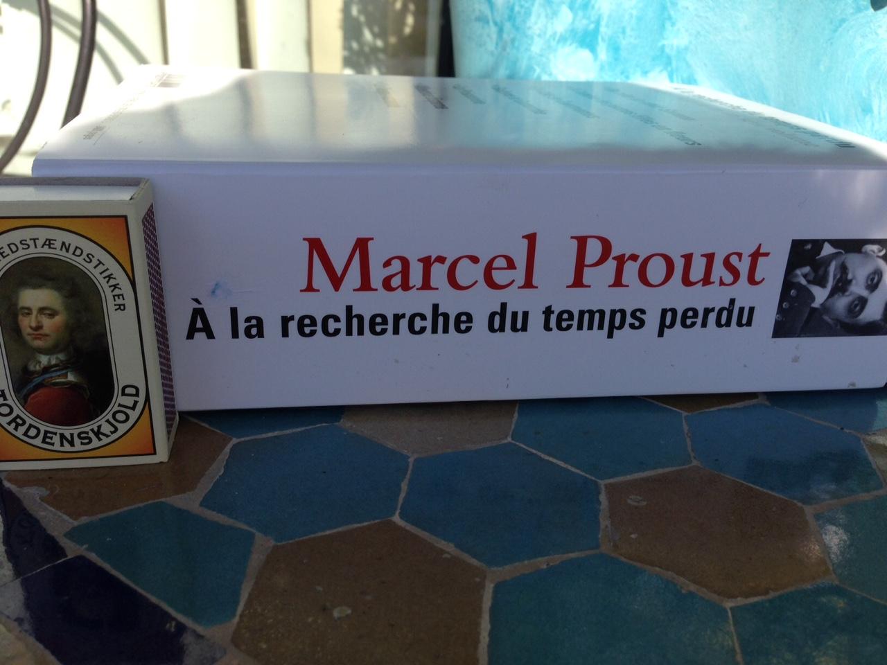Proust ryg