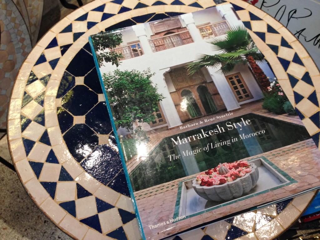 A Mano 6 Marokkansk mosaikkunst