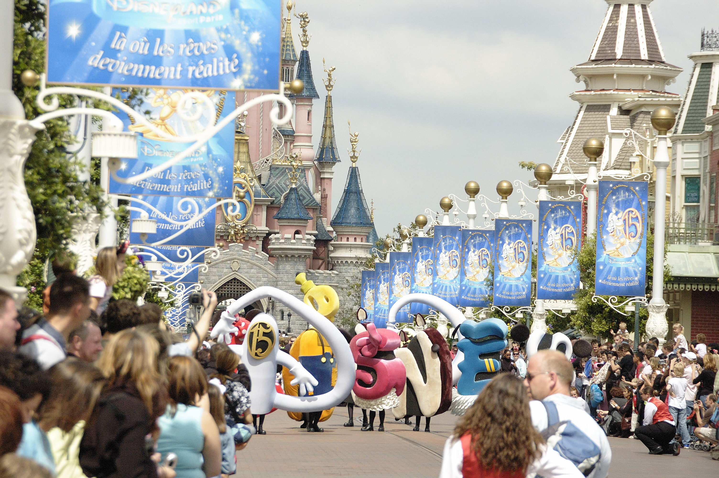Disneyland Paris (privatfoto)