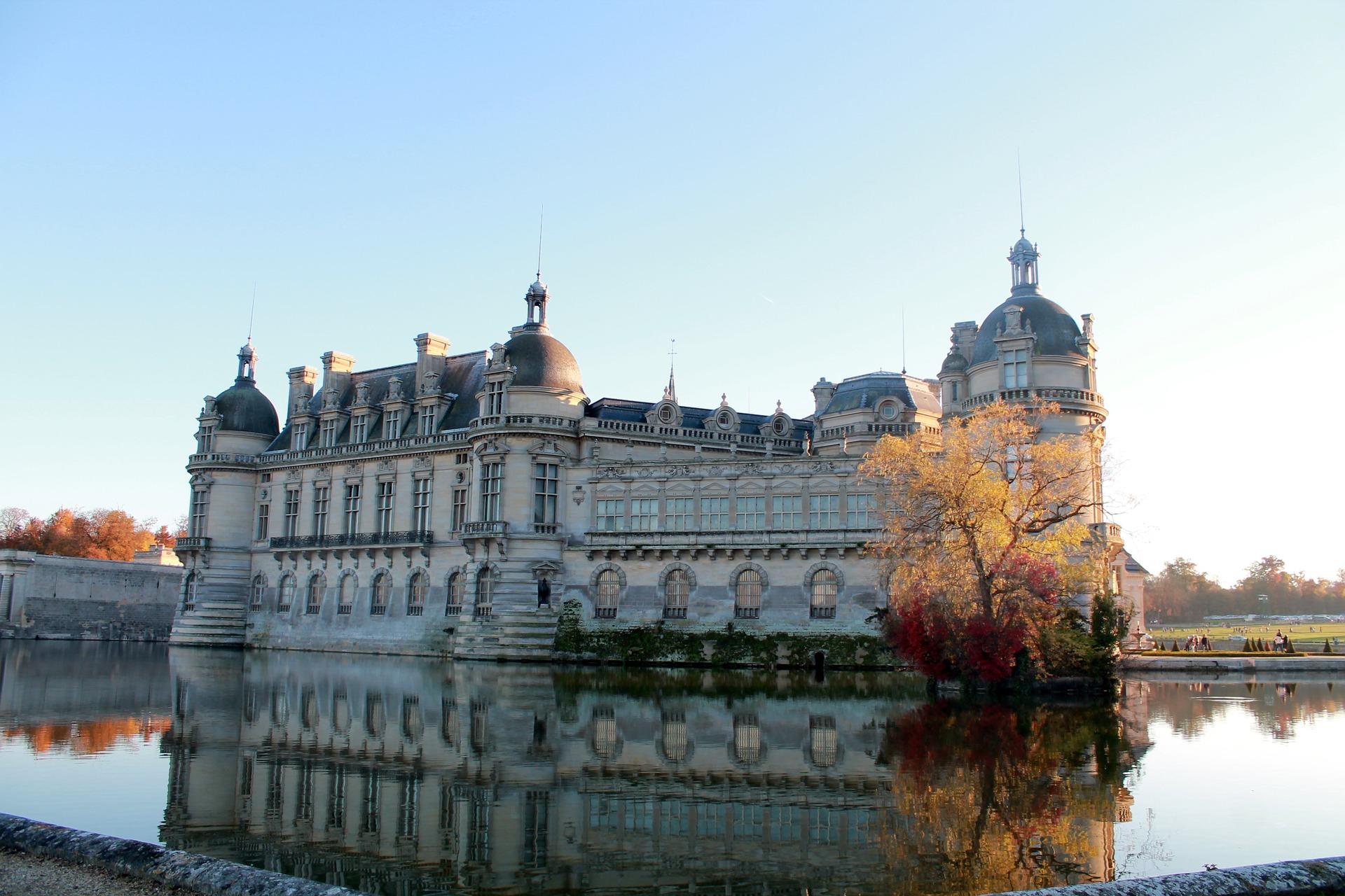 Château de Chantilly (Pixabay.com)