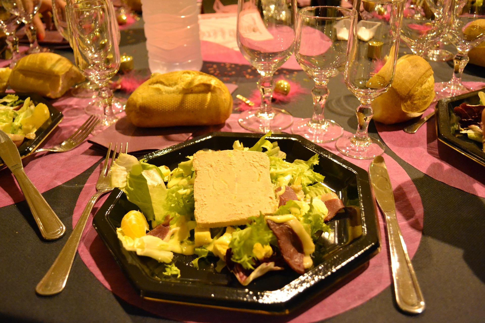 Foie gras (Pixabay.com)