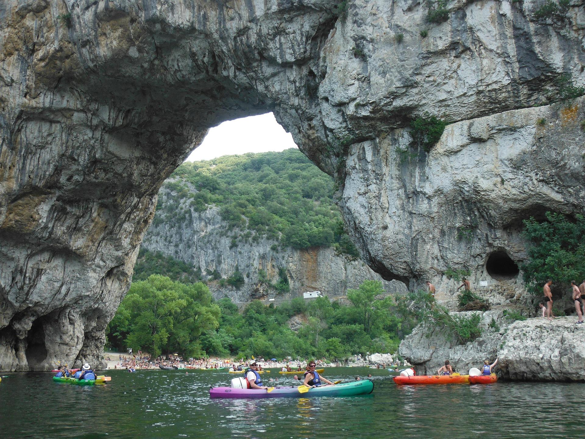 Pont d'arc de l'Ardèche