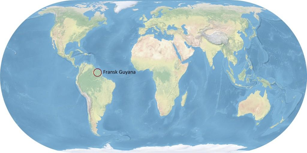 Fransk Guyana