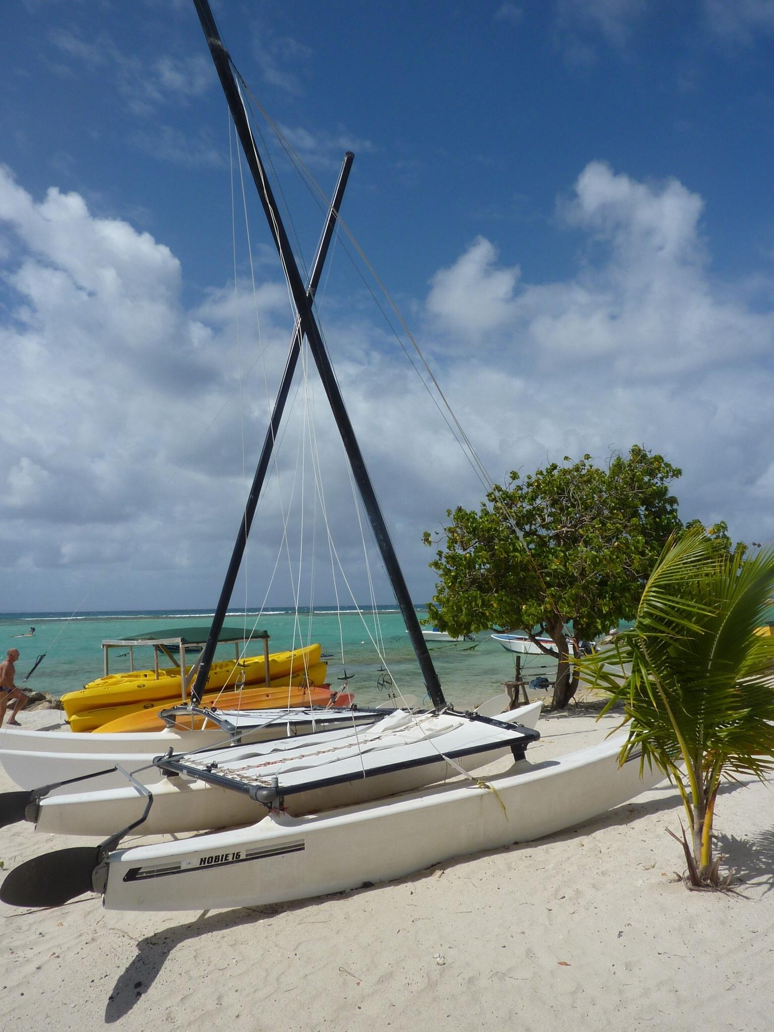 Guadeloupe både