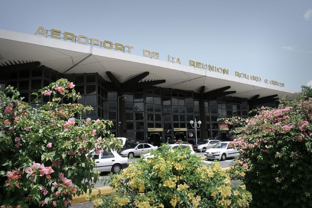Île de la Réunion airport