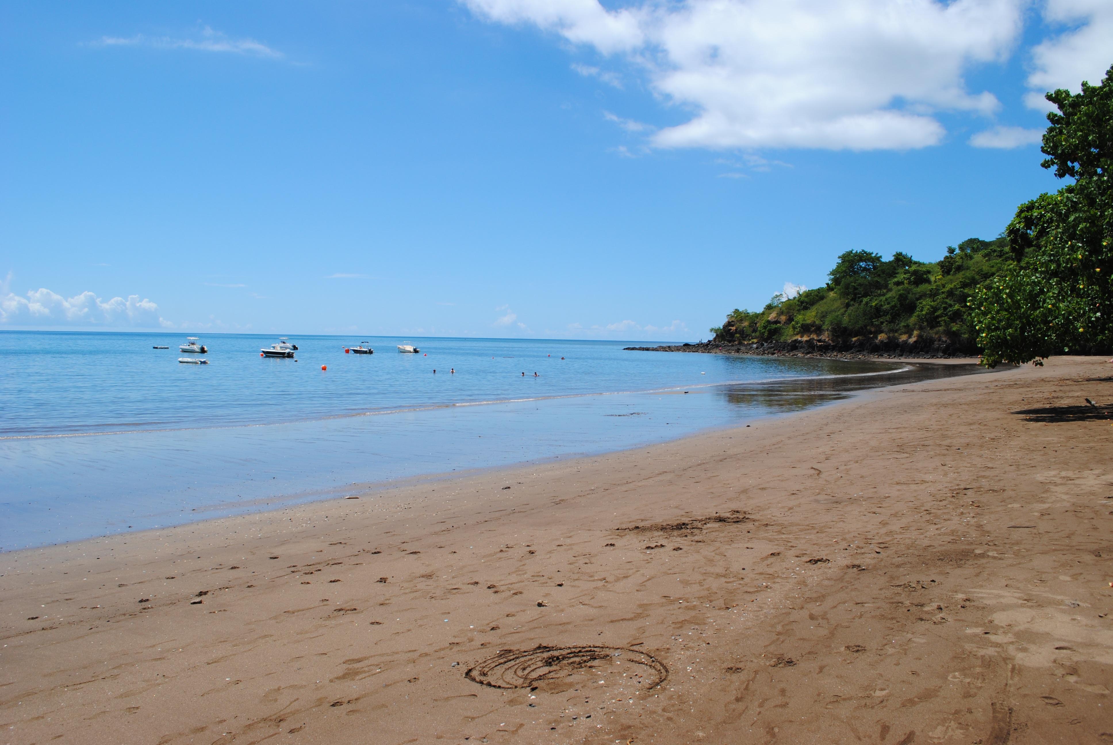 Mayotte Trevani plage