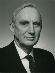 Blinkenberg, Andreas - portræt 1962 Thomas Pedersen