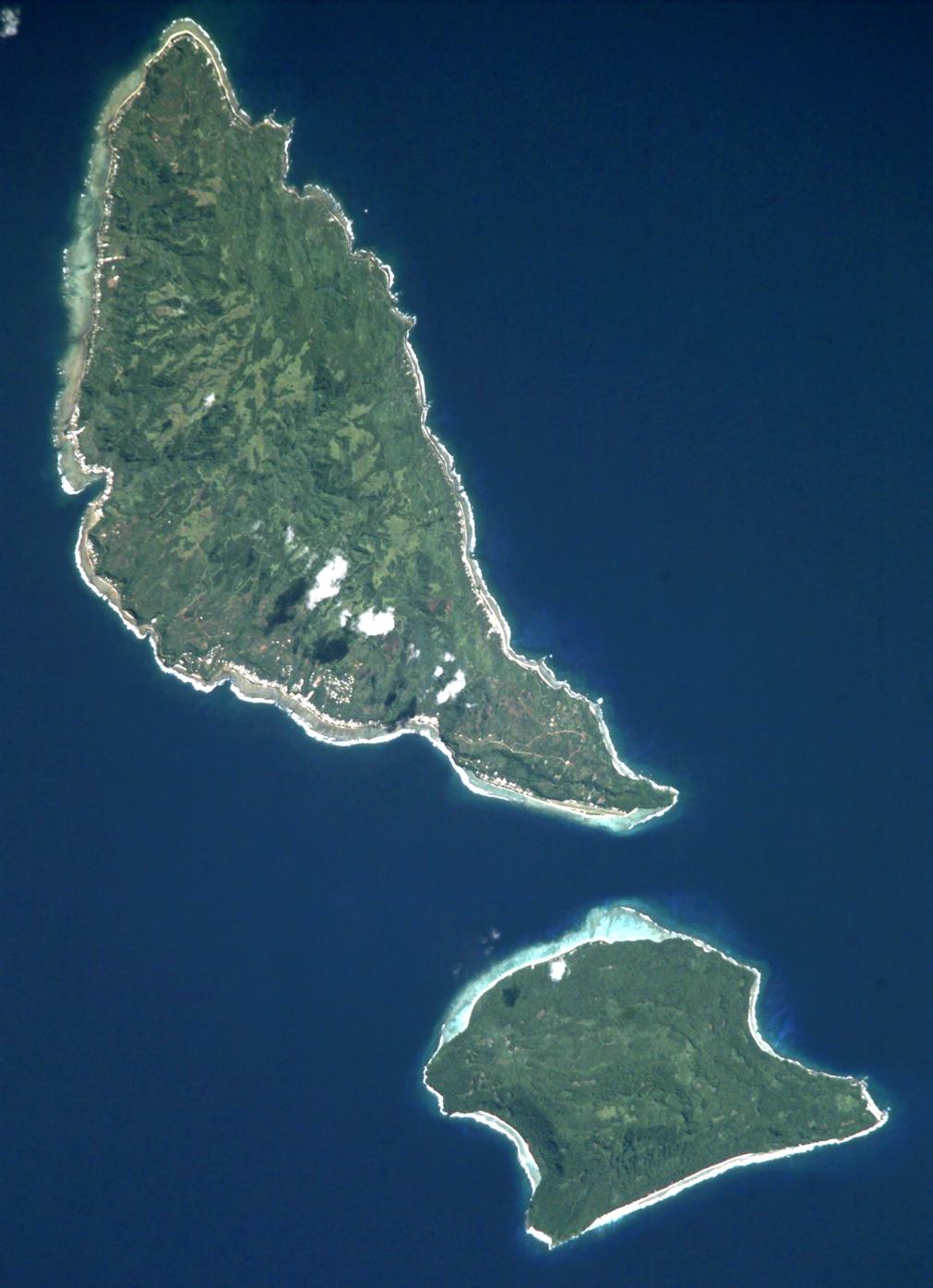 Wallis-et-Futuna satellite Futuna_and_Alofi