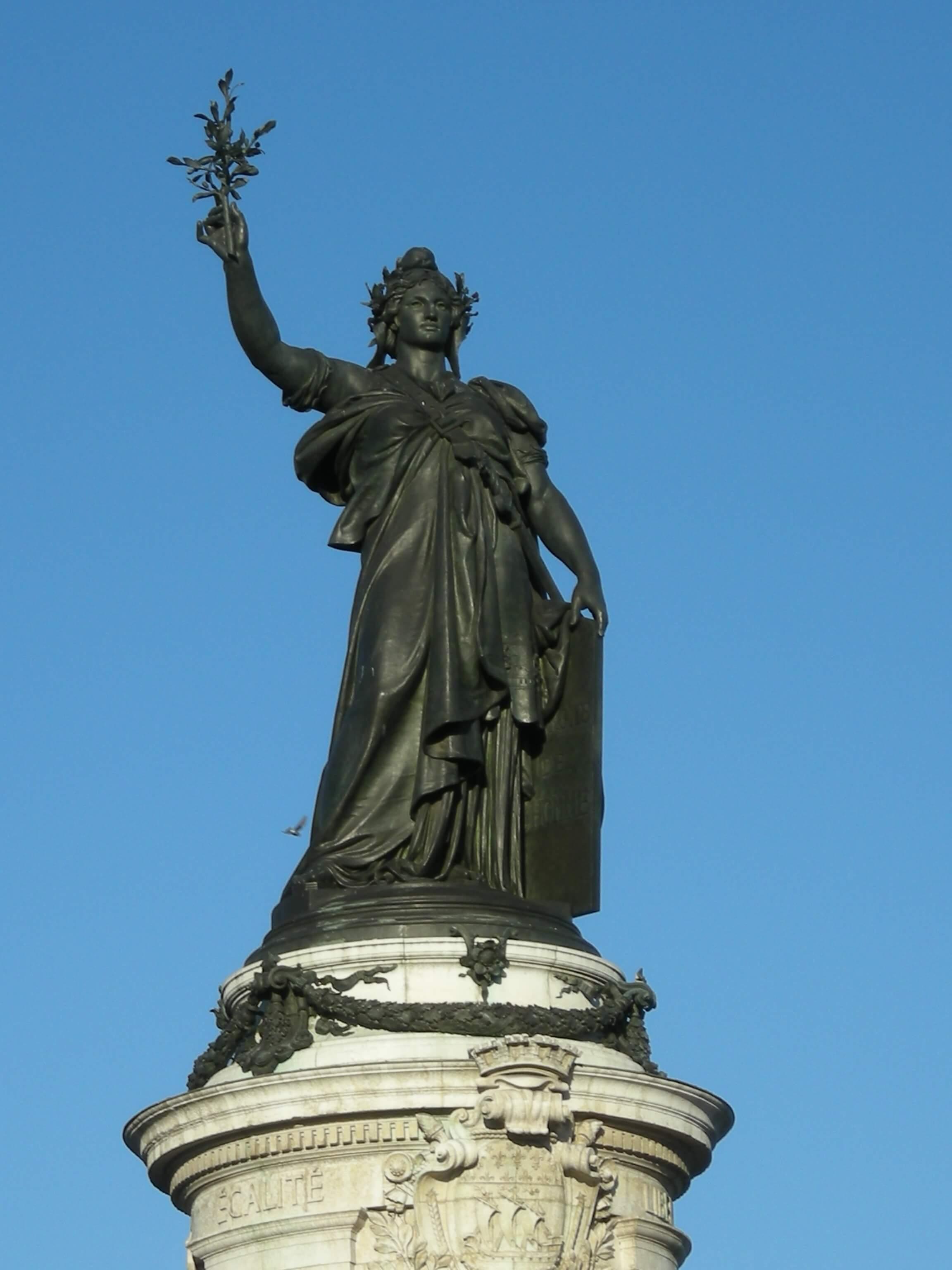 Marianne république
