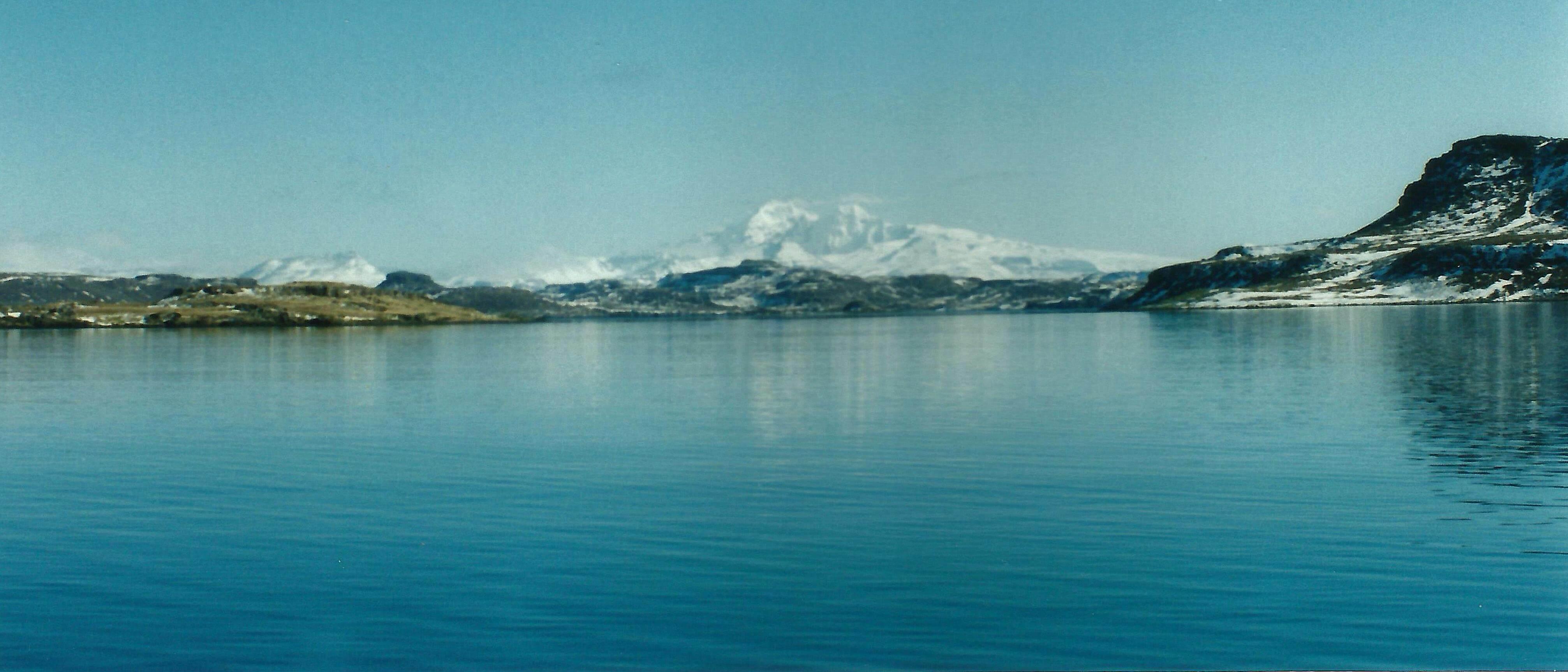 Terres australes et antarctiques françaises Mont Ross Kerguelen