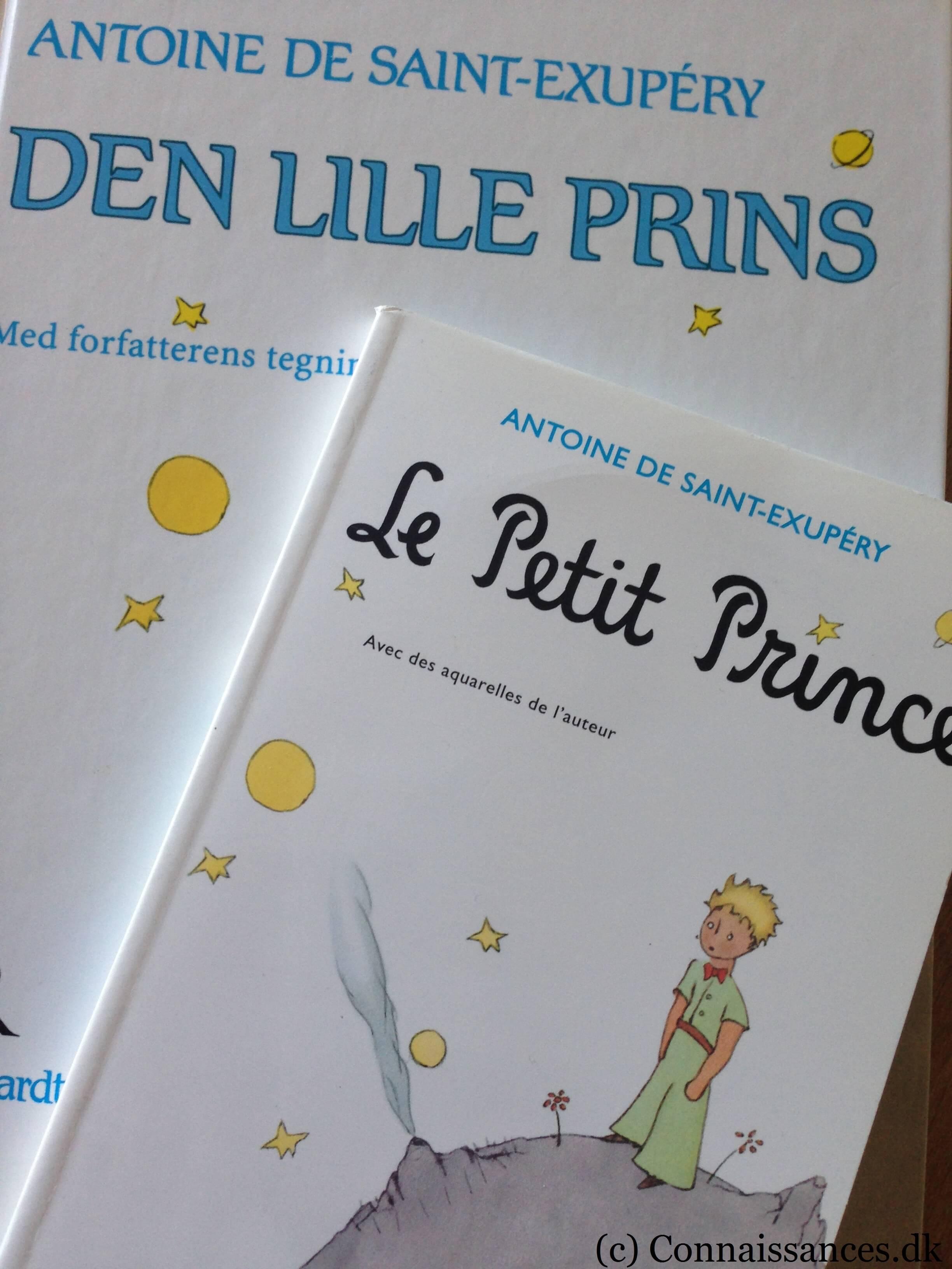 den lille prins bog